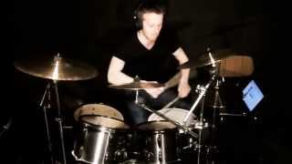 "They Might Be Giants - Boss Of Me (""Malcolm in the middle"" theme) (Drum cover)"