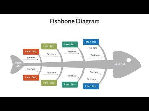 MS PowerPoint | Best Fishbone Slides | Power Point Presentation