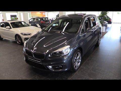 BMW 2 Series Gran Tourer 2016 In Depth Review Interior Exterior