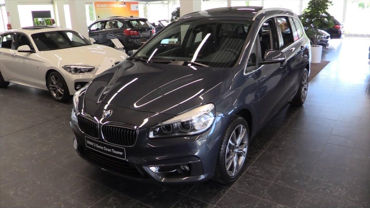 BMW Series Gran Tourer In Depth Review Interior Exterior - Bmw 2 series gt