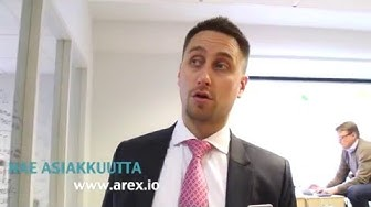 AREX Launch in Finland - Interview with Lauri Kovanen CEO & Founder of Helsinki Limo