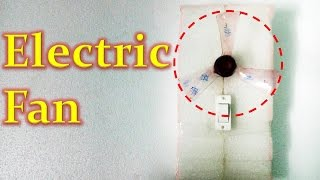 How to make Table Fan Using Plastic Bottle