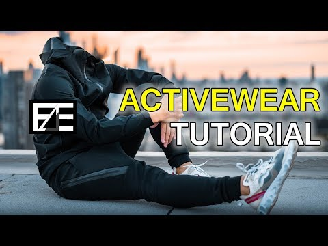How to PROPERLY STYLE ACTIVEWEAR (STREETWEAR)