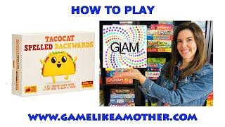 How to Play Tacocat Spelled Backwards