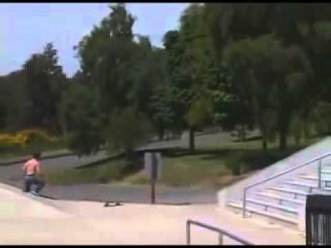 Robby Skating