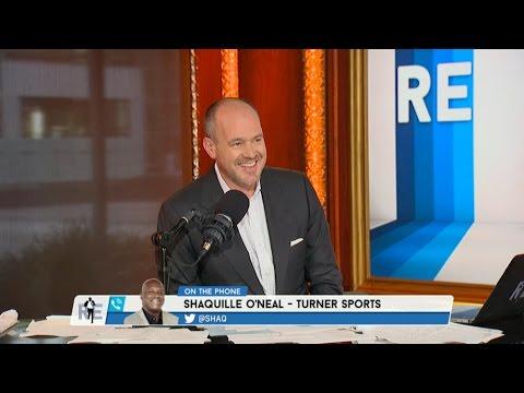 Basketball Hall Of Famer Shaquille O'Neal Talks Dallas Cowboys, Colin Kaepernick & More - 9/1/16