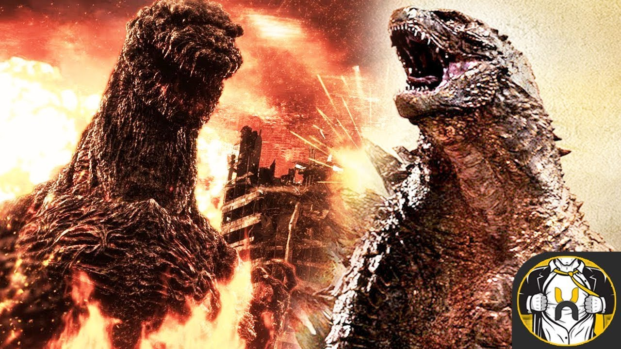 Should Shin Godzilla Fight Legendary Godzilla? | Godzilla: King of the Monsters