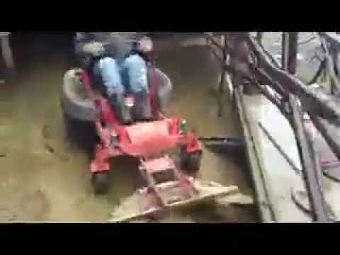 FARM SHOW  - Zero-Turn Mower Makes Great Barn Scraper