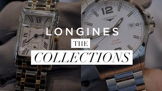 Видео Which LONGINES WATCH collection suits you? (автор: Burrells Jewellery & Watches)