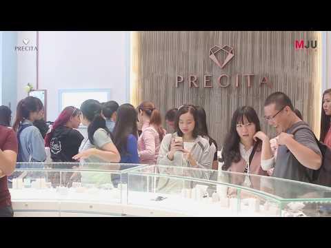 """Chương trình thử làm cô dâu """"Precita"""" By MJU Media"""