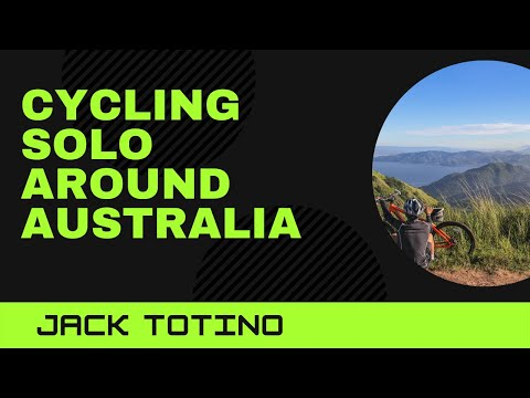 Cycling Around Australia  - Meet Jack