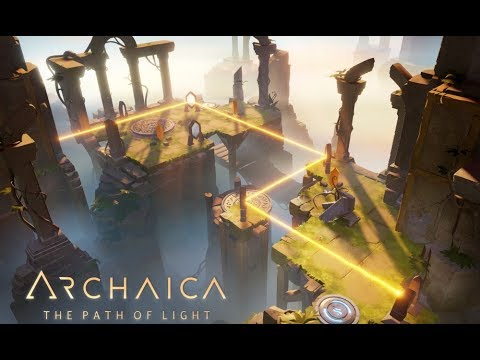 Archaica: The Path of Light [First 30 Minutes] - Gameplay PC