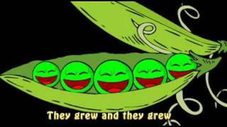 Five Green Peas - Children's Music by Beat Boppers
