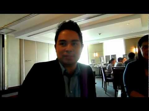 Interview with Jed Madela