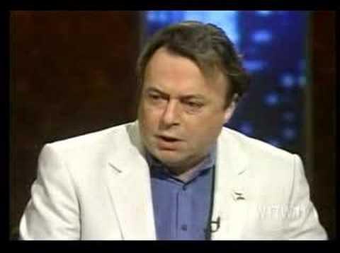 Christopher Hitchens on Tucker Carlson