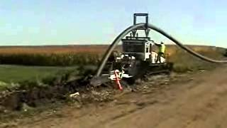 Ellingson Companies Pipe Plowing