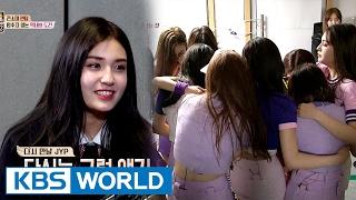 Somi's challenge does not end even after I.O.I [Sister's Slam Dunk Season2 / 2017.02.17]