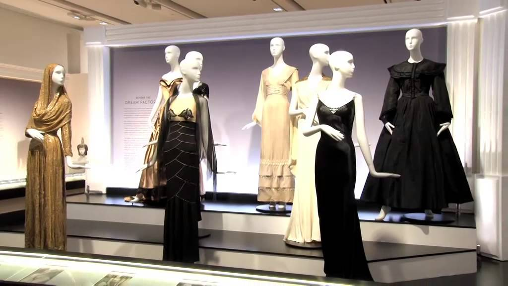 Costumes from the Golden Age of Hollywood - YouTube