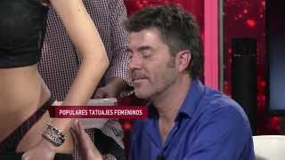 Repeat youtube video Tipos de tatuajes con Flavia en #tocshow