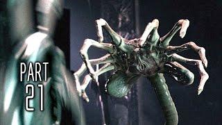 Alien Isolation Walkthrough Gameplay Part 21 - The Purge (PS4)