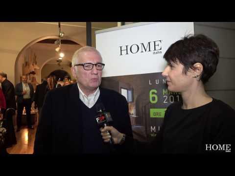 HOME Italia - Interview Cesare Romanò