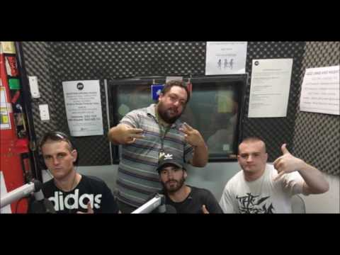 Billy Bas, Moose & Jimmy Ransome Interview On 4zzz Brisbane