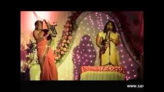 SaxophoneSisters India - Waada Karle Sajana Instrumental