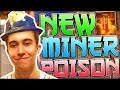 NEW MINER POISON!! Best Miner Poison Deck & Unlocking Magic Archer — Clash Royale
