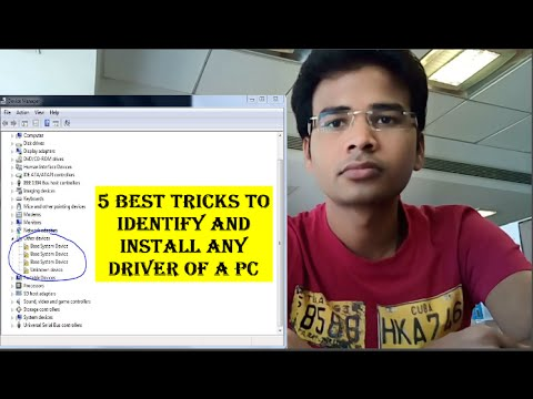 5 BEST TRICKS TO FIND MISSING DRIVER OF PC Laptop And Install