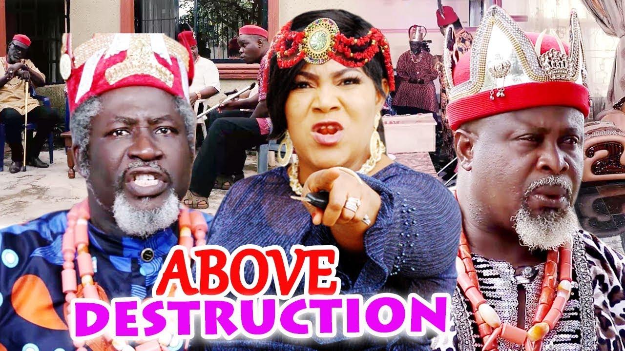 "Download ABOVE DESTRUCTION Season 1&2 New Hit Movie"" (Sam Obiagu) 2019 Latest Nigerian Nollywood Movie"