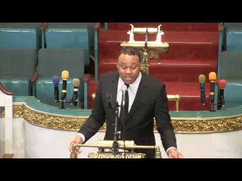 Greater St. John Missionary Baptist Church Oakland HD, Rev. Harry R. Fort