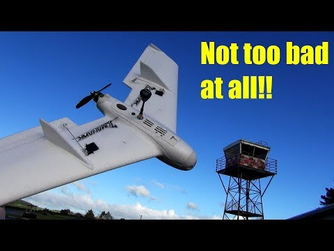 Durafly Tomahawk racing wing build, review and flight test (nice!)