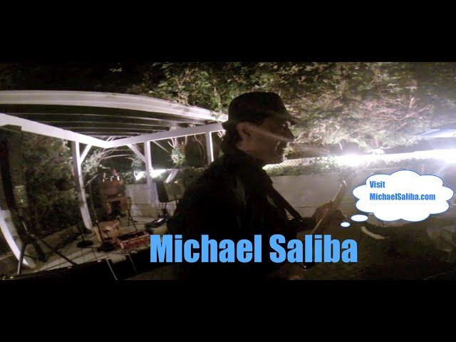 Michael Saliba at The Blend