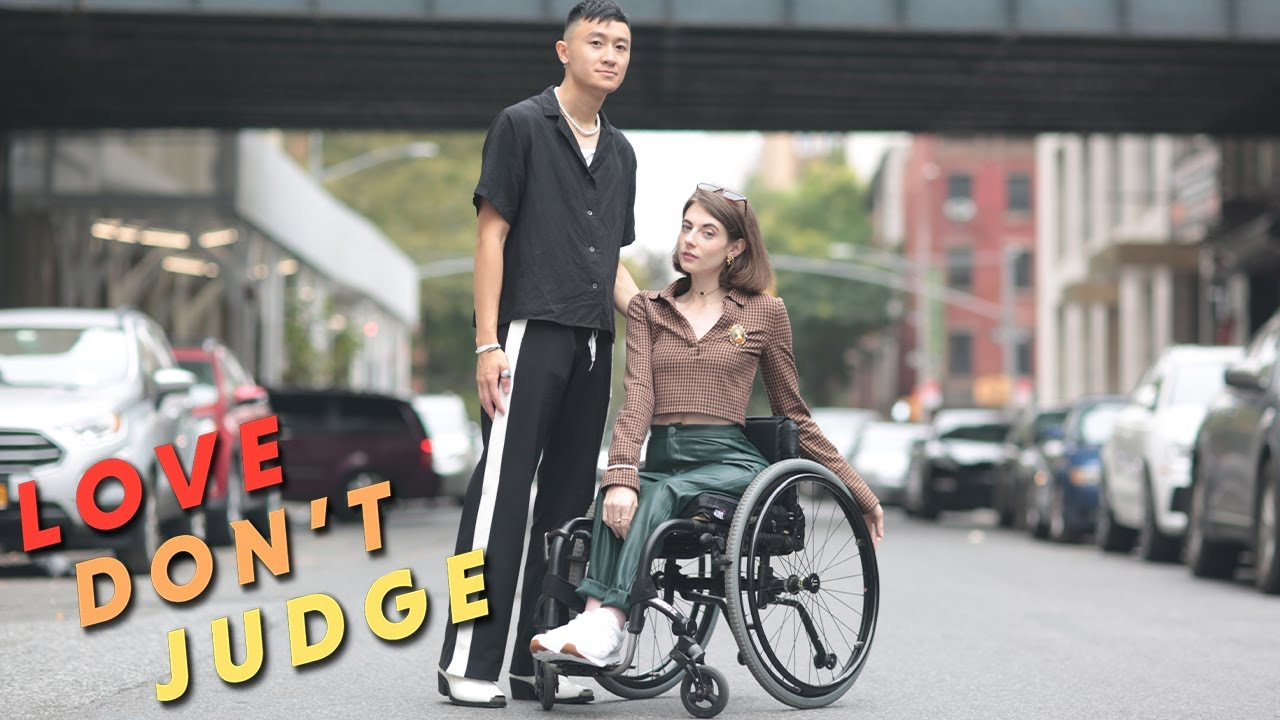 Disabled Model Finds Love After Prejudice Online | LOVE DON'T JUDGE