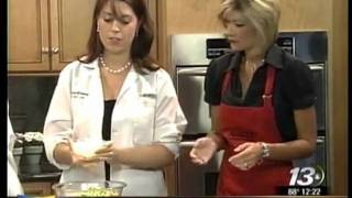 Budget Gourmet: Curry Chicken Salad Wrap