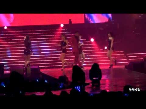 Kiss - YuBin SoHee Jun.K Fei Jia  [JYP NATION]
