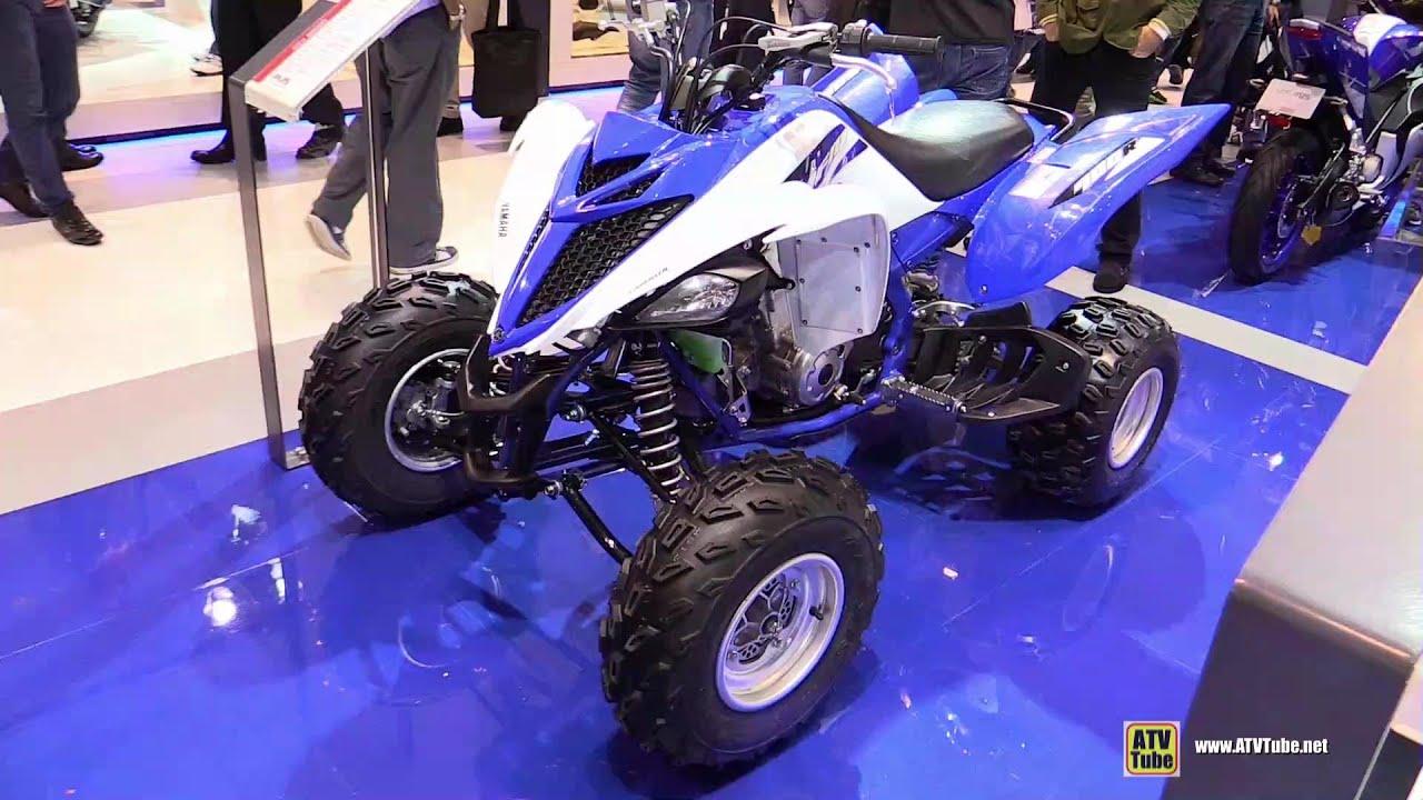 2015 yamaha yfm 700r sport atv walkaround 2014 eicma milan motorcycle exhibition