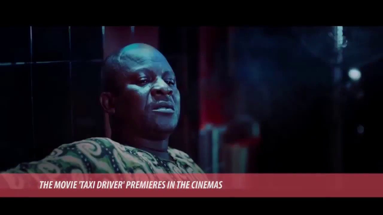 Download E. News   'Taxi Driver' Flick Premieres in Lagos