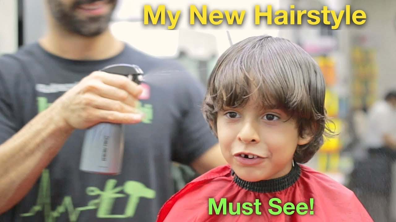 Best Kids Haircuts 2019 Easy Hairstyle For Boys Hair Tutorial Youtube
