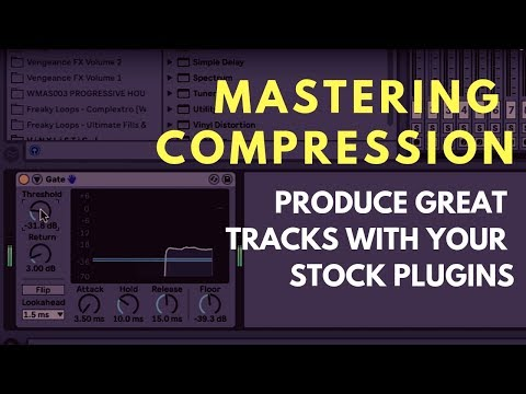 Mastering Stock Plugins for Music Production: Compressor Plugins (3/4) | Beat Academy