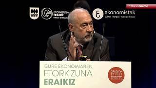 Gipuzkoa Talks : Joseph Stiglitz