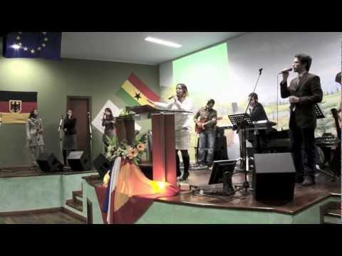 CONAMAD ITALIA CHURCH MUSIC PRAISE... 12/2012  CULTO DI MISSIONE.mov