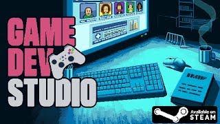Ещё одна игра про игры. Game Dev Studio. Высокая сложность (стрим)