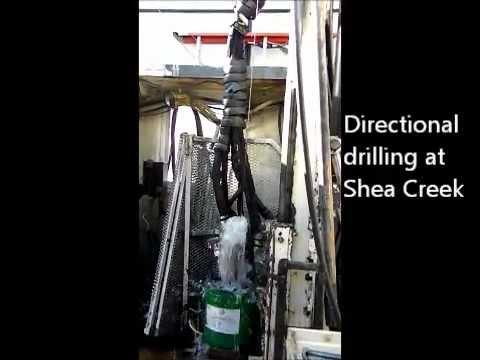 Directional Drilling for Uranium