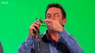 Mack and Keys - Lee Mack on Would I Lie To You? [HD] [CC-EN,NL,ES]