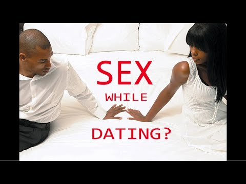 Sex too soon while dating