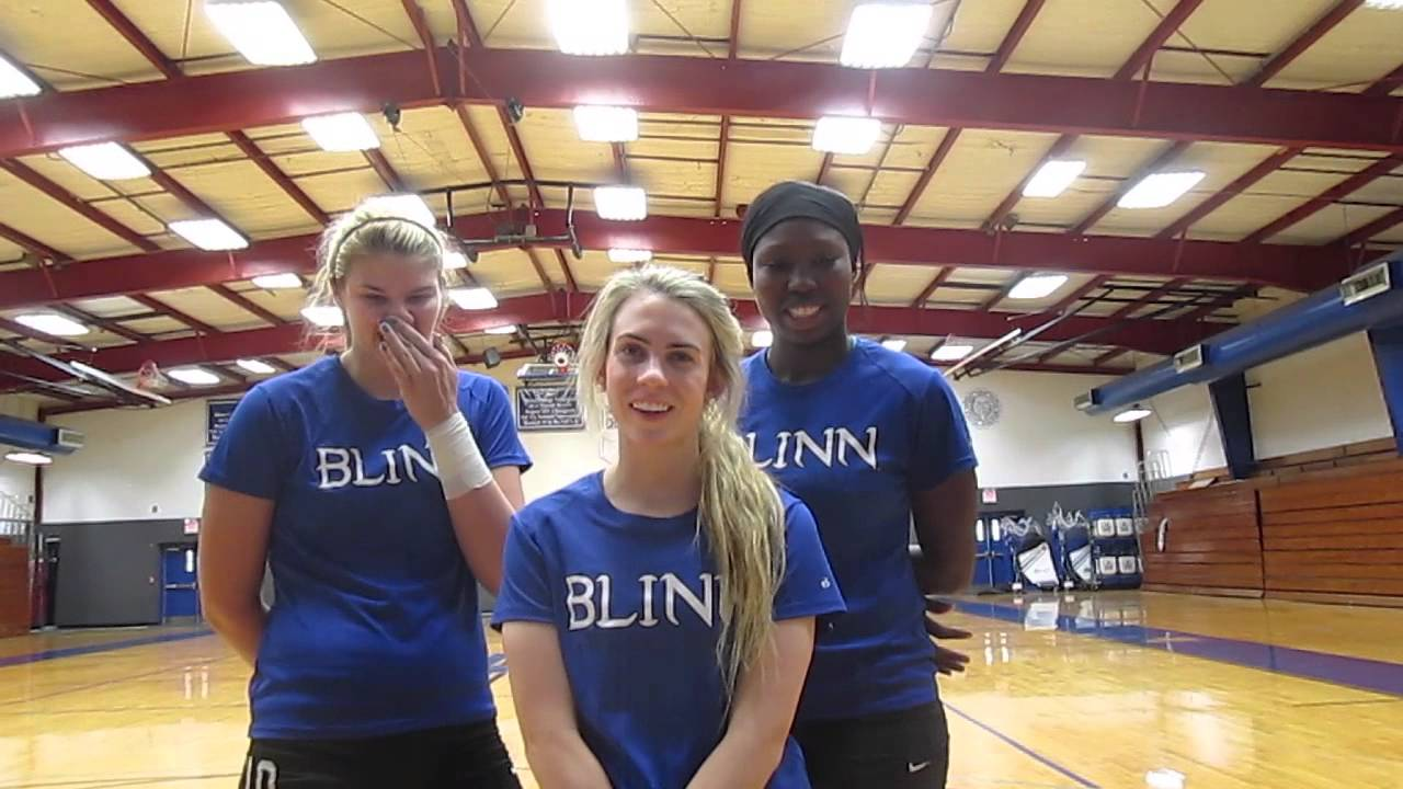 Blinn Volleyball Youtube