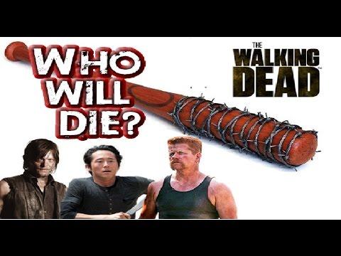 The Walking Dead - Who Negan Killed!!! Final Proof!!!