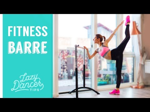 20 Minutes No-Equipment Ballet Barre Workout