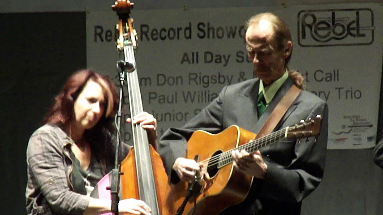 Tony Rice dedicates Shady Grove to Jerry Garcia